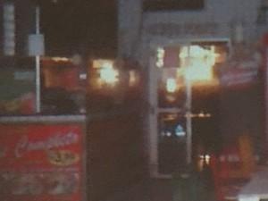 Incêndio Restaurante Rei do Bacalhau Belém (Foto: Reprodução/TV Liberal)