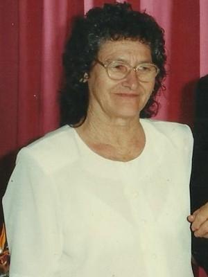Zila Bueno faleceu 11 anos antes de receber resposta (Foto: Arquivo Pessoal)
