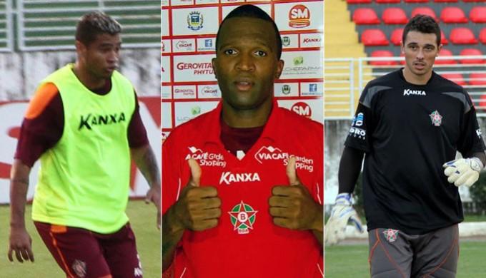 Boa Esporte confirma desligamento de jogadores (Foto: Tiago Campos)
