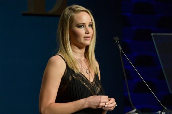 a atriz Jennifer Lawrence (Foto: Getty Images)