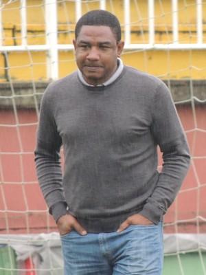 Cesar Sampaio Leonardo Franco Joinville (Foto: João Lucas Cardoso)