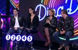 Suzy Rêgo, Fernando Vieira, Thiago Pereira e Jaqueline Carvalho participam do Ding Dong