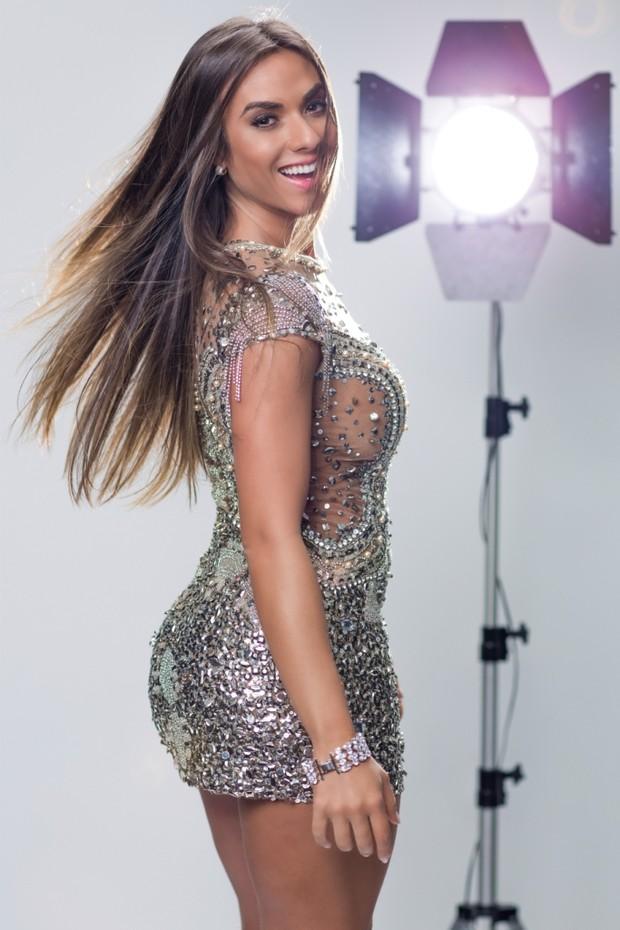 Nicole Bahls (Foto:  RL ASSESSORIA / FÁBIO TIERI)
