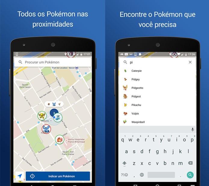 Go Map para Android (Foto: Divulgação/Google Play)
