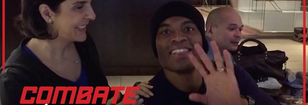 Confira na íntegra os vídeos do Diário de Bordo Combate, com toda a semana do UFC 208