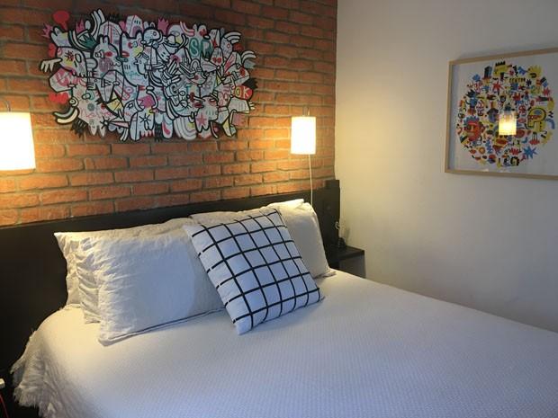 Rafael Primot abre seu apartamento em São Paulo (Foto: Divulgação)