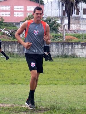 Casagrande - atacante do Maranhão (Foto: Bruno Alves)