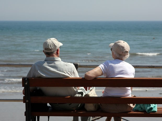 Envelhecimento da população é uma tendência mundial (Foto: BBC)
