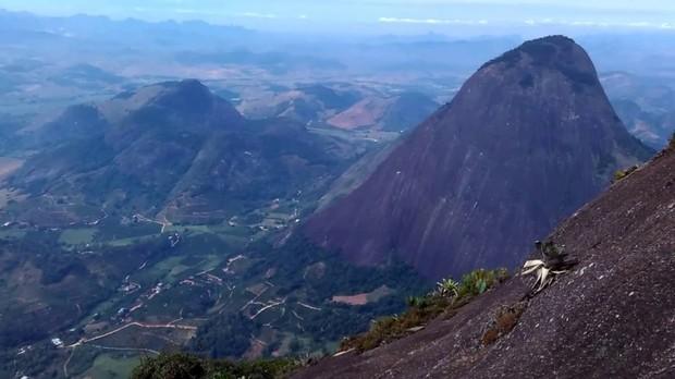 Pedra do Cabrito (Foto: Reproduo / YouTube / Breno Novelli)