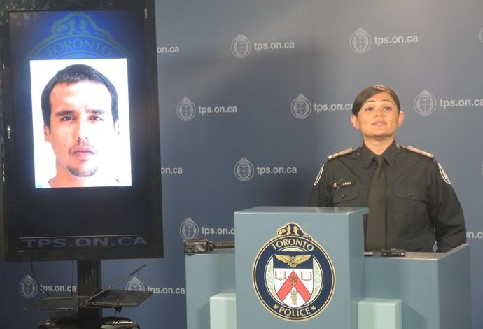 Pan de Toronto coletiva abuso sexual Thye Mattos (Foto: Thierry Gozzer)