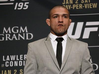 Diego Brandão; UFC 195 (Foto: Evelyn Rodrigues)