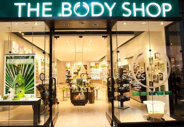 The Body Shop (Foto: Reprodução/YouTube)