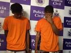 Presos suspeitos de ataque a agente penitenciário e advogado em Salvador