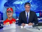 Médicos começam a reduzir sedativos de Michael Schumacher