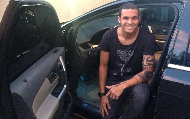 Ramon, Flamengo (Foto: Divulgação)