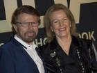 ABBA festeja 40 anos de sucesso perto de Waterloo, em Londres