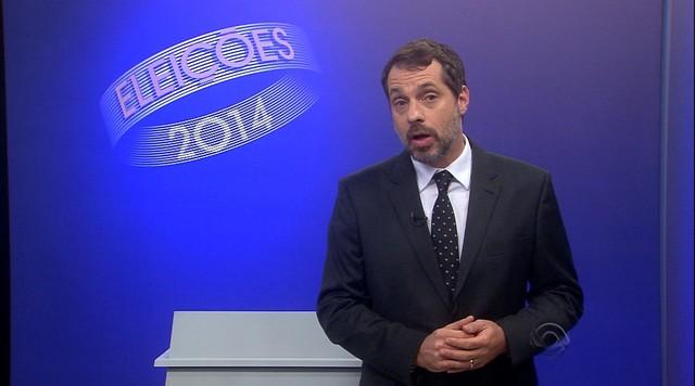 RBS TV realiza debate entre candidatos a governador do RS