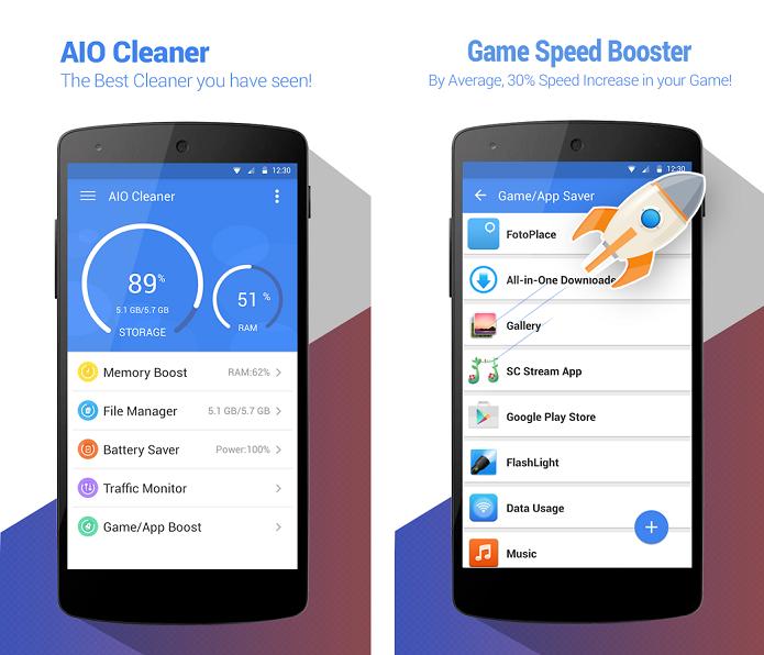 Este app permite uma otimização de desempenho do celular (Foto: Divulgação)