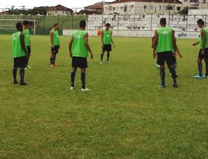 Portuguesa Santista treino (Foto: Divulgação / E5 Comunicação)