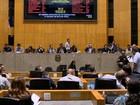 Samarco tem cobrança para manter empregos (Reprodução/ TV Gazeta)