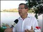 Turbidez no Rio Doce cai pela metade, diz prefeito de Colatina