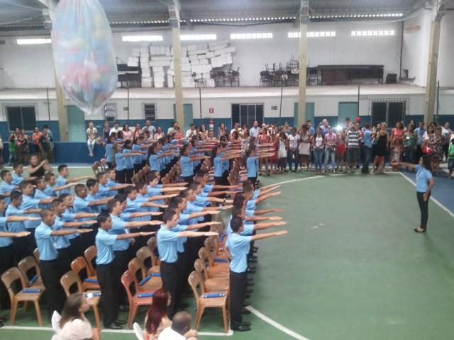 Patrulheiros - CAMP-PG (Foto: Renata Lins)