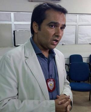 delegado júlio costa  (Foto: Jocaff Souza)