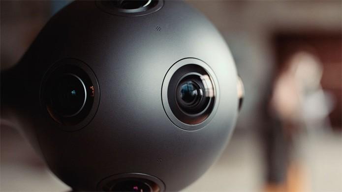 Nokia OZO, câmera 360º profissional custa US$ 60 mil (Foto: Divulgação/Nokia)