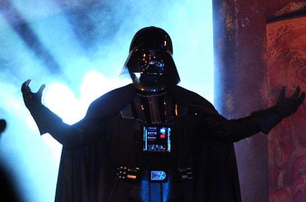 Darth Vader, vilão de 'Star Wars' (Foto: Getty Images)