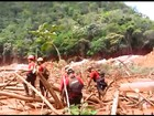 Bombeiros encontram mais uma vítima do rompimento da barragem