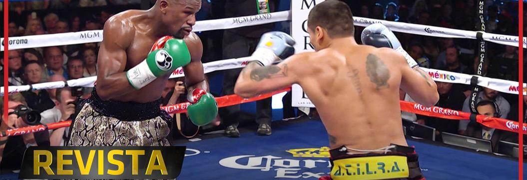 Kelvin Gastelum fala sobre possível luta de boxe entre Mayweather e McGregor