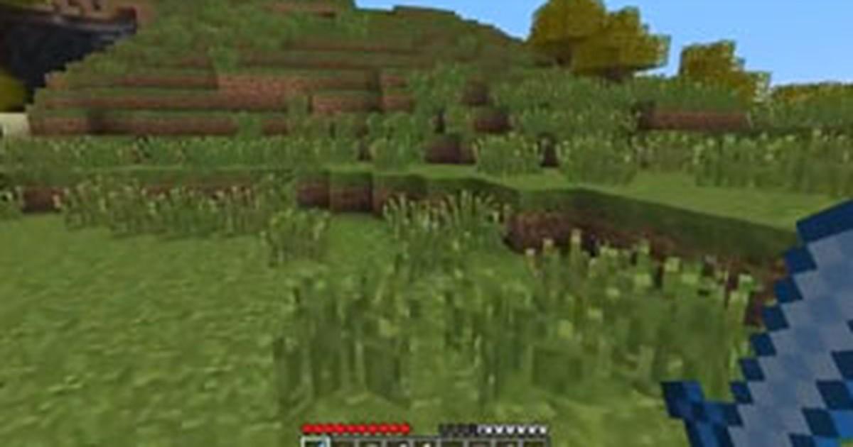 Homem tenta há 3 anos chegar ao fim do mundo de 'Minecraft'