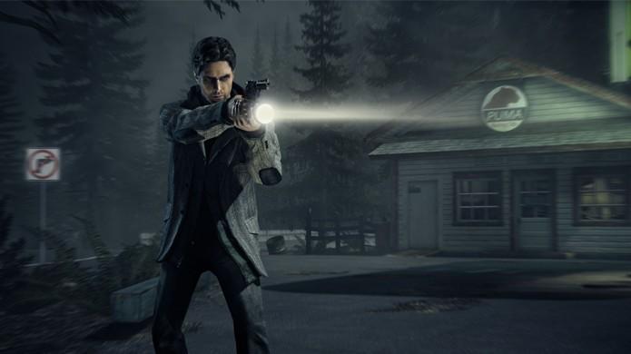 Clássico Alan Wake completa 5 anos de terror e suspense (Foto: Reprodução/ICMX)