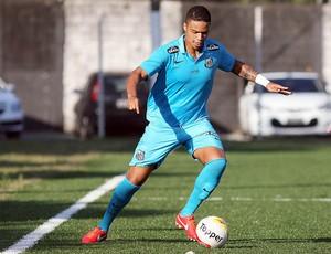 Walace, jogador do Santos, sub-20 (Foto: Pedro Ernesto Guerra / Santos FC)