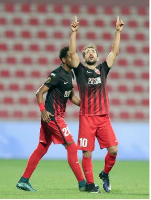 BLOG: Everton Ribeiro faz o primeiro do ano em vitória do Al Ahli nos Emirados