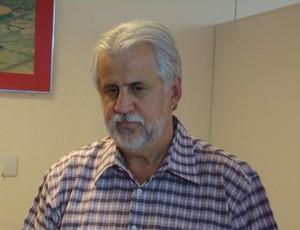 Luis Carlos de Marco, presidente do América-SP (Foto: Marcos Lavezo/Globoesporte.com)