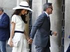 George Clooney vai ser pai, diz revista