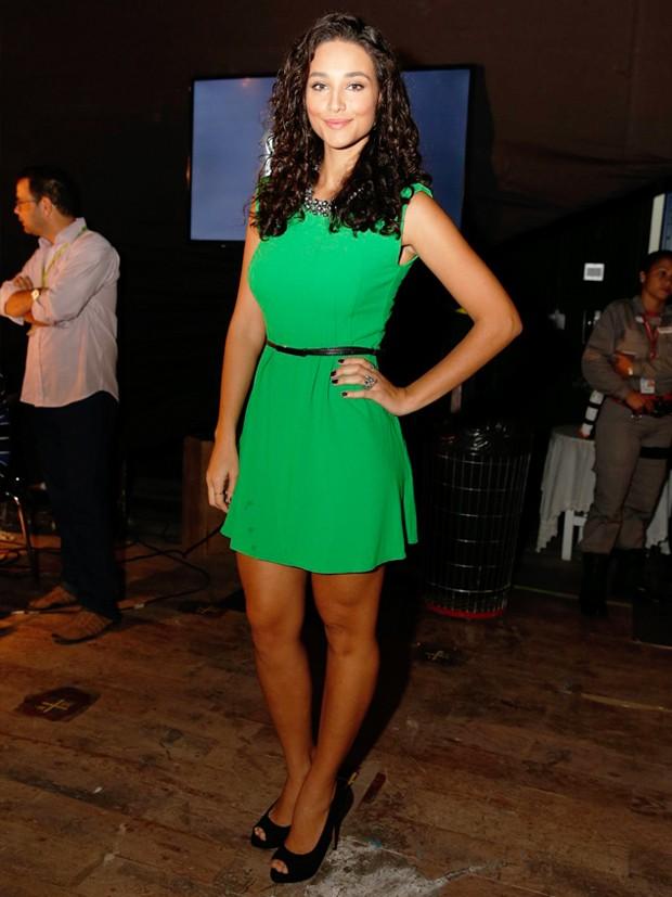 Débora Nascimento (Foto: Felipe Panfili e Alex Palarea/AgNews)