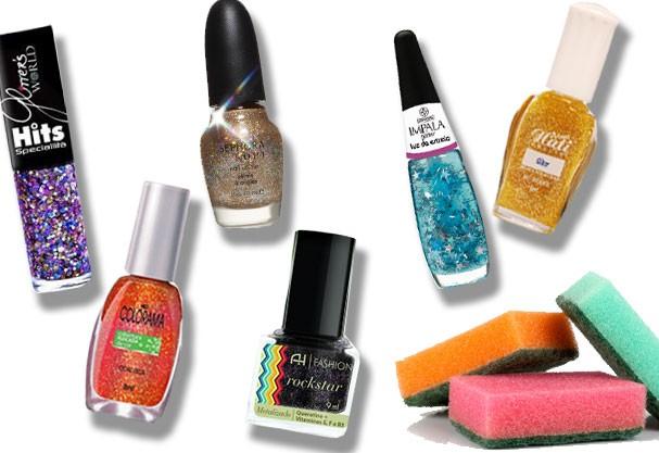 Não existe uma regra para a escolha das cores das unhas, basta usar a imaginação! (Foto: Divulgação/Shutterstock)