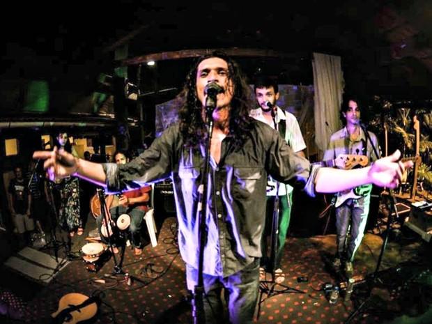 Banda amazonense Casa de Caba (Foto: Divulgação)