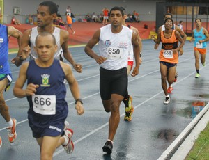 Suzano PCD jogos abertos atletismo (Foto: Secom Suzano)