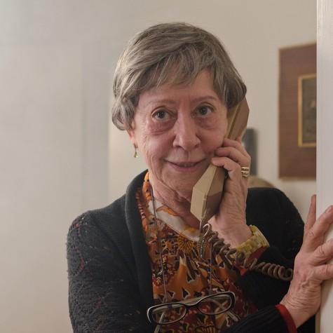 Fernanda Montenegro em cena de 'Doce de mãe' (Foto: Fábio Rebelo/ TV Globo)