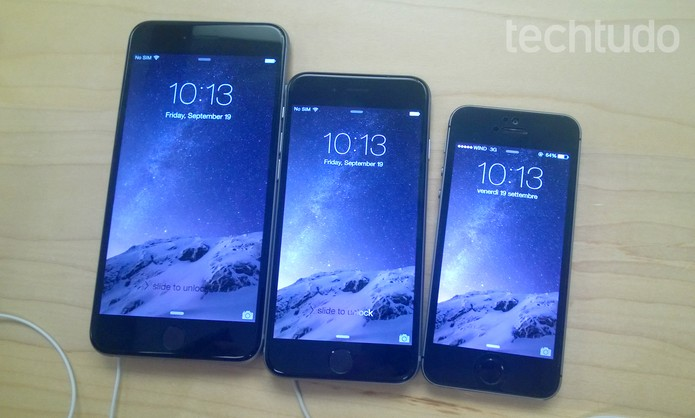 iPhone 6 Plus 19 (Foto: Elson de Souza/TechTudo)