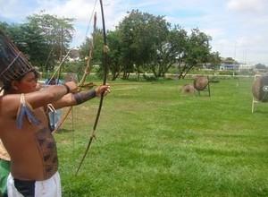 Modalidades tradicionais estão abertas para indígenas de área metropolitana (Foto: Divulgação/Seind)