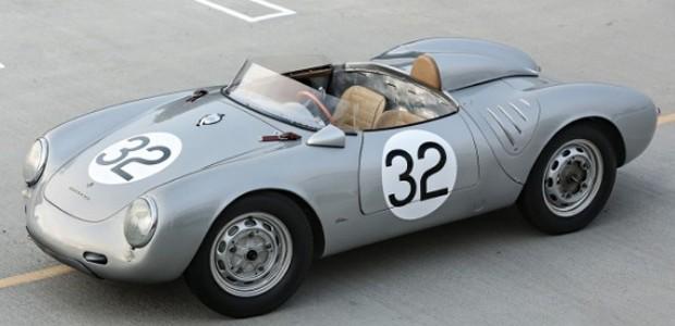 1958 Porsche 550A Spyder (Foto: Gooding & Company)