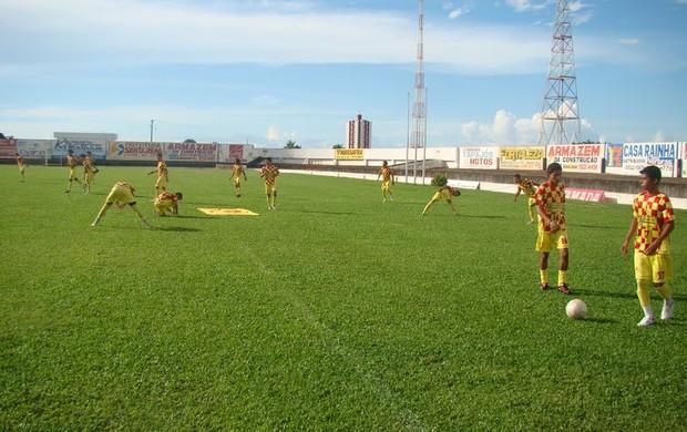 Aliança de Futebol Junior Equipe (Foto: Arquivo Pessoal - Tadeu Cunha)