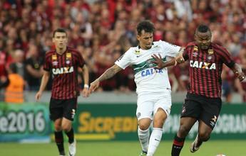 Coritiba amplia tempo de contrato do volante João Paulo até o final de 2017