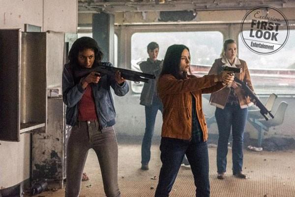 Cena do piloto de Wayward Sisters (Foto: Divulgação/Entertainment Weekly)