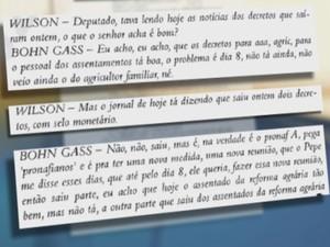 Escutas do inquérito apontam nome de deputado federal gaúcho envolvido em esquema (Foto: Reprodução/RBS TV)