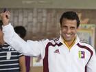 Capriles quer usar Brasil como modelo  (Ronaldo Schemidt/AFP)